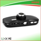 2.7 pouces - véhicule élevé DVR de définition avec le G-Détecteur HDMI