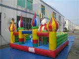 Casa comercial do salto, castelo inflável com preço barato