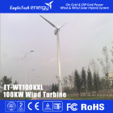 grosser Wind-Turbine-Wind-Systems-Wind-Generator der Energien-100kw