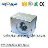 Высокий точный блок развертки Galvo Sg7110 для машины маркировки лазера