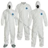 Eco-Friendly Breathable Coverall Type5&6 En-1149 защитный