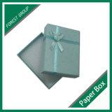 絹のリボン(FP8039203)が付いているマットのボール紙のギフト用の箱