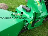 Professionnel 18 à 50HP ou Chipper de l'entraîneur (13-37KW) PTO/Chipper défibreur en bois/défibreur de balai/défibreur de branchement/entrée hydraulique, joncteurs réseau jusqu'à 17, 5 cm de puces