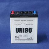 Autobatterie der Qualitäts-Selbstbatterie-trockene belastete Batterie-JIS N36 12V36ah