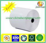 Anchura de papel del rodillo 80mm/57m m del papel termal de la posición del dragón factory/ATM