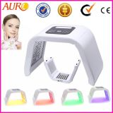 Máquina casera de la terapia de la Bio-Luz de los colores LED PDT del uso 4