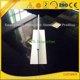 Aluminium 6063 6061 Extrusion pour profil en aluminium T