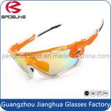 Велосипедист цены 2016 защитных стекол UV400 Guangdong конструкции Multicolor анти- хороший управляя изумлёнными взглядами волейбола стекел Sun славными