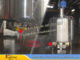 El tanque de mezcla de mezcla de la olla de presión de la cocina del vacío del acero inoxidable del tanque 1000liter de la olla de presión de la cocina del vacío del acero inoxidable