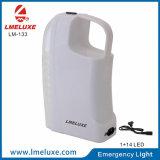 Iluminação Emergency recarregável portátil do diodo emissor de luz