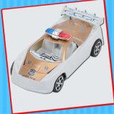Het Chinese MiniStuk speelgoed van de Politiewagen van het Stuk speelgoed van de Auto met Suikergoed