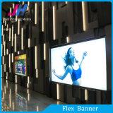 Высокое лоснистое освещенное контржурным светом PVC знамя Pringting для индикации светлых коробок