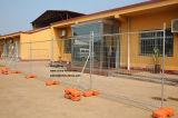 Anping galvanizou o canteiro de obras que cerc o cerco provisório da construção