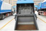 Dongfeng 4X2 6は15トンのコンパクターのガーベージの収集および輸送のトラック動かす