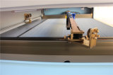고속 가이드 철도 (JM-1280T-CCD)를 가진 과학 기술 Laser Cutting&Engraving 기계