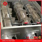 Beste Verkaufs-Edelstahl-Schrauben-Filterpresse für die Klärschlamm-Entwässerung
