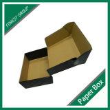 Caixa de armazenamento de papel superior da dobra
