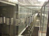 Staubfreier Roboter-automatischer Plastik zerteilt Beschichtung-Zeile