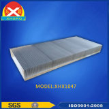 6063 алюминиевого сплава экструдированные Теплоотводы для преобразователя частоты