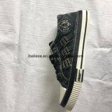 Zapato lava el dril de algodón con PVC suela de nuevo diseño.