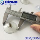 copo da sução do PVC de 40 milímetros com parafuso M4/M6