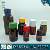 Бутылка Brown стеклянная упаковывая для флейвора сути