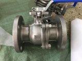 El acero inoxidable del ANSI ensanchó válvula llena de Boreball con la maneta