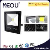 30W LEDのフラッドライトのBridgeluxの暖かく白い中立白く涼しい白