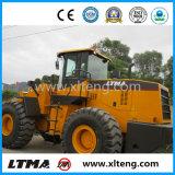 Capacidade de Ltma 3.5m3 carregador da roda da parte frontal de 6 toneladas