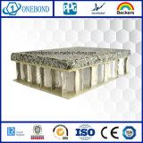 Comitato di parete di alluminio del pannello a sandwich del comitato del favo dell'arenaria