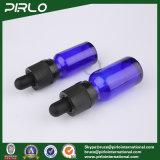 20ml 30ml 50ml 100ml Kobalt-Blau-wesentliches Öl-Glasflaschen E-Liquidr