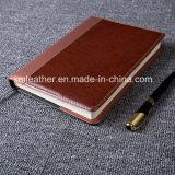 Тетрадь PU профессионального журнала книга в твердой обложке канцелярских принадлежностей кожаный