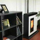 バイオマス木質ペレット暖炉ストーブ