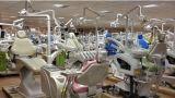 セリウムの公認HrY09安いモデル熱い販売の歯科椅子の価格
