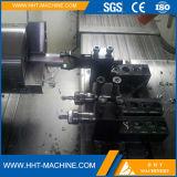 Машина Lathe CNC кровати металла двигателя Tck-45h дешевая Slant для сбывания