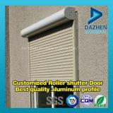 Perfil de aluminio T5 del aluminio 6063 de la mejor calidad para la puerta de la persiana enrrollable