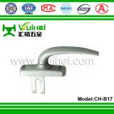 Multi maniglia della serratura di punto linguetta di alluminio bassa in lega di zinco di strato della singola per la finestra (CH-B17)