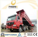 優秀な品質および最もよい価格の使用されたHOWOのダンプトラックのダンプカー371 HP 8X4