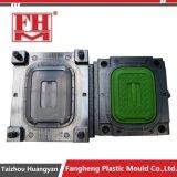 Moulage en plastique de conteneur de panier de moulage de cadre de mémoire de rotin