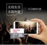 Tarjeta de memoria de alta velocidad de la tarjeta 128GB del TF 128GB hecha en China