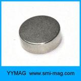 """N42 1/2 Magneet van het Neodymium van """" X 1/4 """" de Plastiek Met een laag bedekte"""