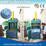 Wasser-Flaschen-Ballenpresse/vertikale hydraulische Presse-Verpackungsmaschine für Haustier-Flasche