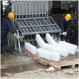 Máquina de gelo do floco de 5 toneladas (LLC) para peixes