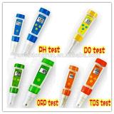 Type compteur pH de crayon lecteur pour le liquide, la peau, le papier et la consommation d'aliments