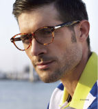 Frame ótico dos Eyeglasses novos do acetato da forma para a mulher/homens