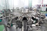 플라스틱에 의하여 병에 넣어지는 물 채우는 생산 라인
