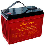 batterie solaire de gel de longue vie de SLA 12V135ah pour l'UPS