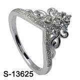 Nuovi anello d'argento Hotsale dei monili di disegno 925 della parte superiore di arrivo