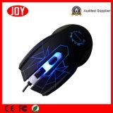 Мышь USB компьютера OEM освещенная контржурным светом СИД миниая связанная проволокой