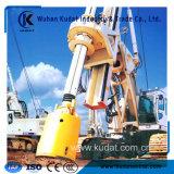 Profundidad 50m Roatry plataforma de perforación (XR120)